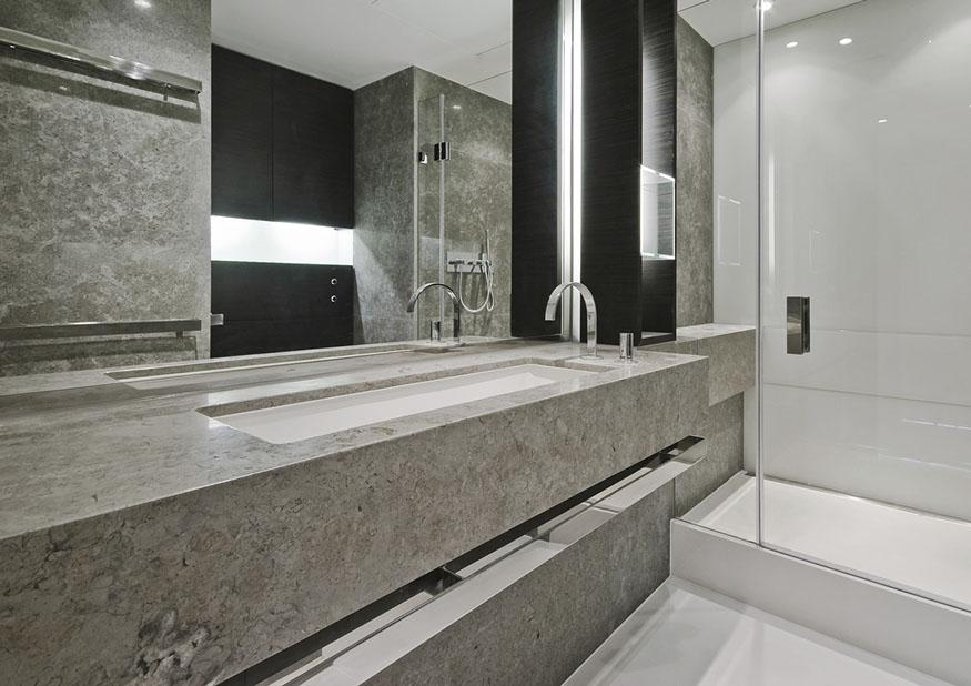 limestone bath