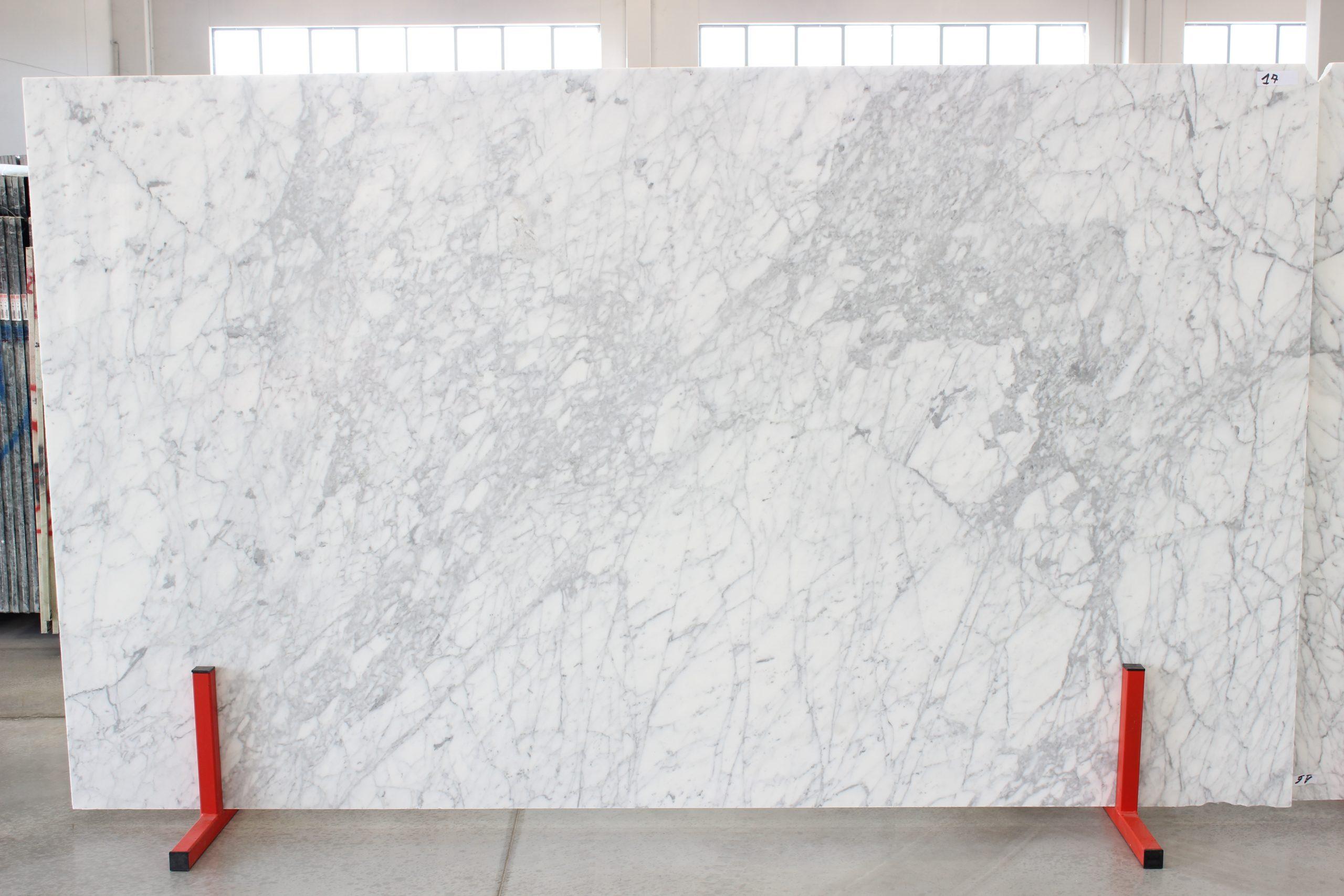 Marmuro plokštė Bianco Carrara c extra